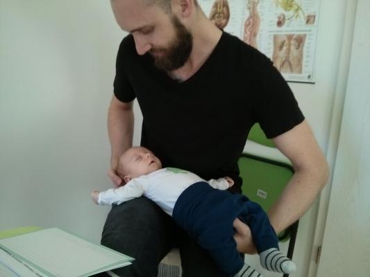Osteopathie für Babys in Neumarkt