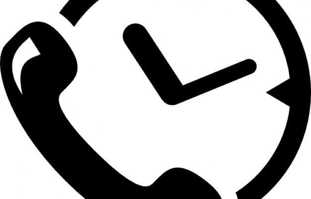 Schließ – und Telefonzeiten um die Jahreswende